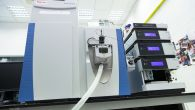 Q Exactive Plus™ (Thermo Fisher Scientific) Hybrid Quadrupole-Orbitrap Mass Spectrometer, UltiMate 3000 RS UHPLC (Dionex)