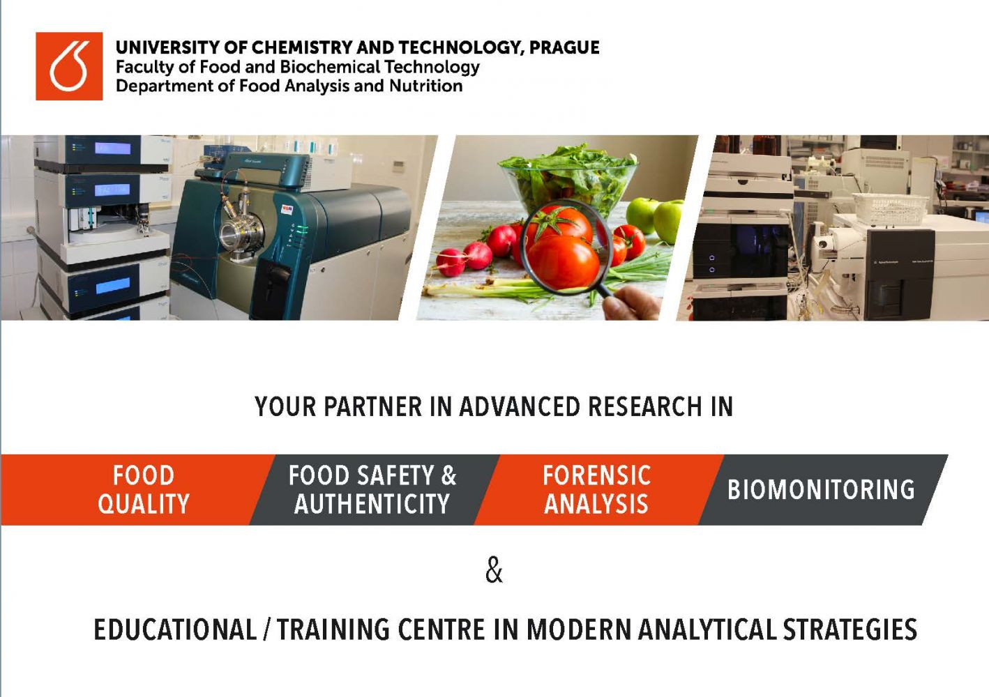 Department of Food Analysis and Nutrition - Department of
